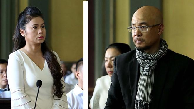 Hoãn phiên giám đốc thẩm vụ ly hôn của vợ chồng Trung Nguyên