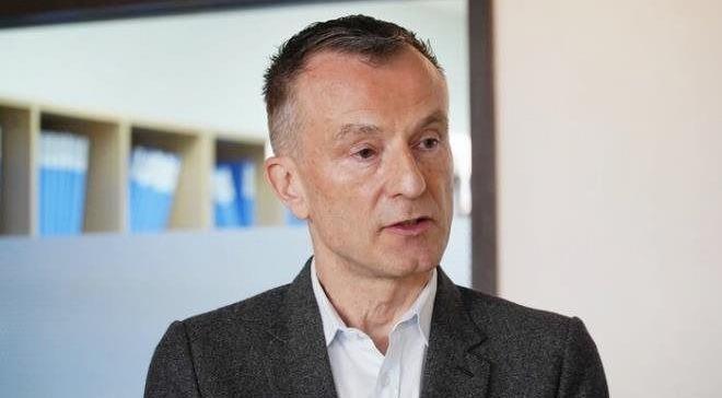 Ông Jozef Alfons Peeters - Tổng giám đốc Bệnh viện Việt Pháp.