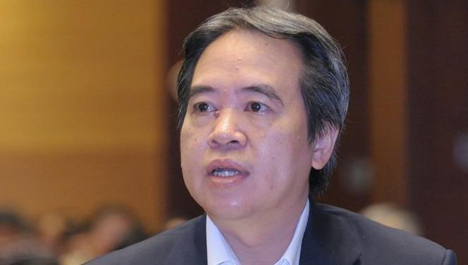 Ông Nguyễn Văn Bình.