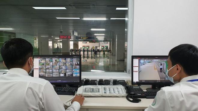 Tàu đường sắt đô thị Cát Linh- Hà Đông vận hành 287 lượt/ngày ảnh 6