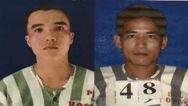 Hai phạm nhân trốn khỏi trại giam bộ Công an nguy hiểm thế nào?