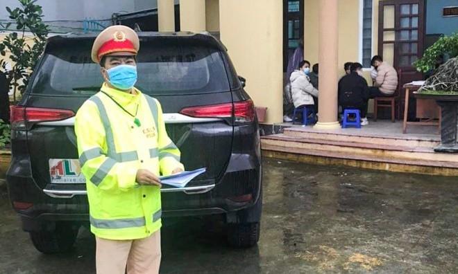 Giám đốc Công an Đà Nẵng nói về vụ tài xế tự tử trong khu cách ly