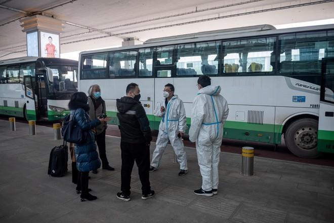 Đoàn chuyên gia WHO đã đến Vũ Hán điều tra về COVID-19