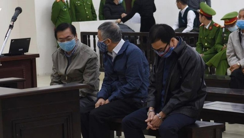 Đang xét xử ông Vũ Huy Hoàng - cựu Bộ trưởng Bộ Công Thương