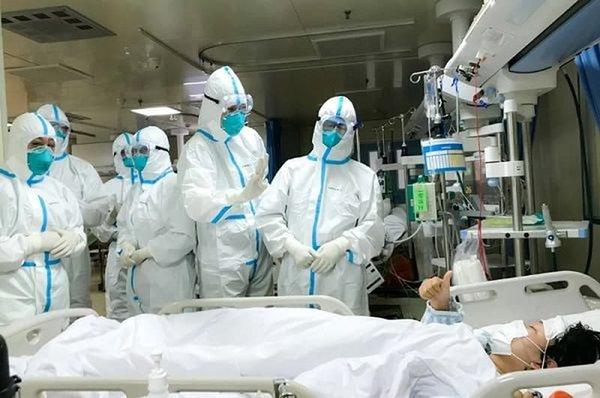 Sức khỏe bệnh nhân 1553 mắc Covid-19  diễn biến nặng