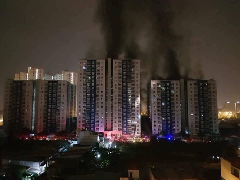 Lý do phục hồi điều tra vụ cháy chung cư ở Sài Gòn làm 13 người tử vong