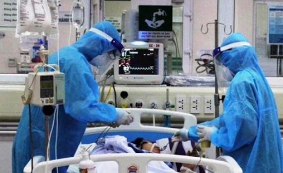 Diễn tiến các ca bệnh covid-19 nặng ở Việt Nam