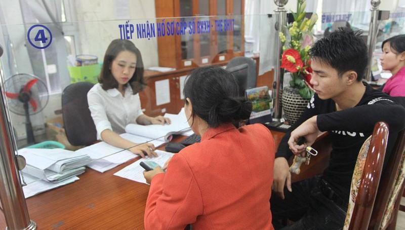 Bảo hiểm xã hội Việt Nam cắt giảm còn 25 thủ tục hành chính