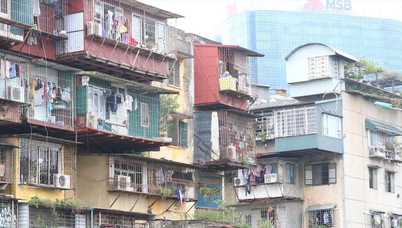 'Ì ạch' cải tạo chung cư cũ ở Hà Nội: Cách nào gỡ vướng?