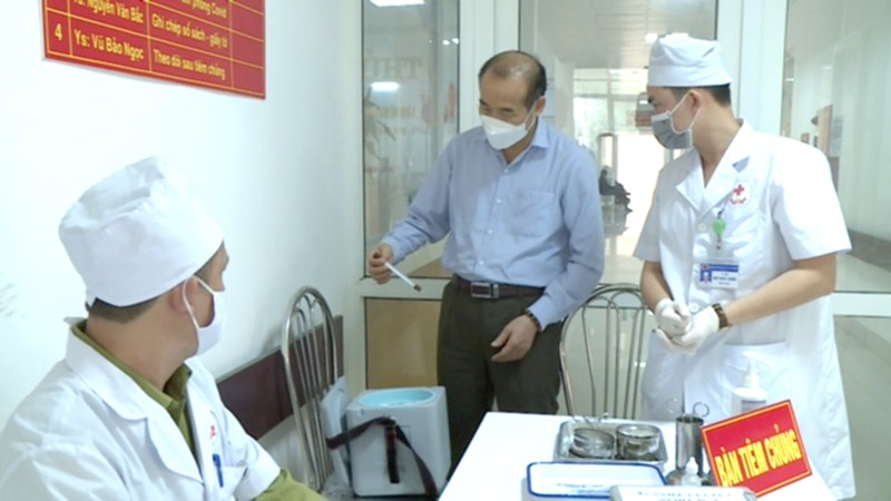 Việt Nam kỳ vọng chủ động nguồn vaccine