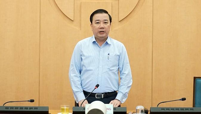 Phó Chủ tịch Chử Xuân Dũng phát biểu kết luận