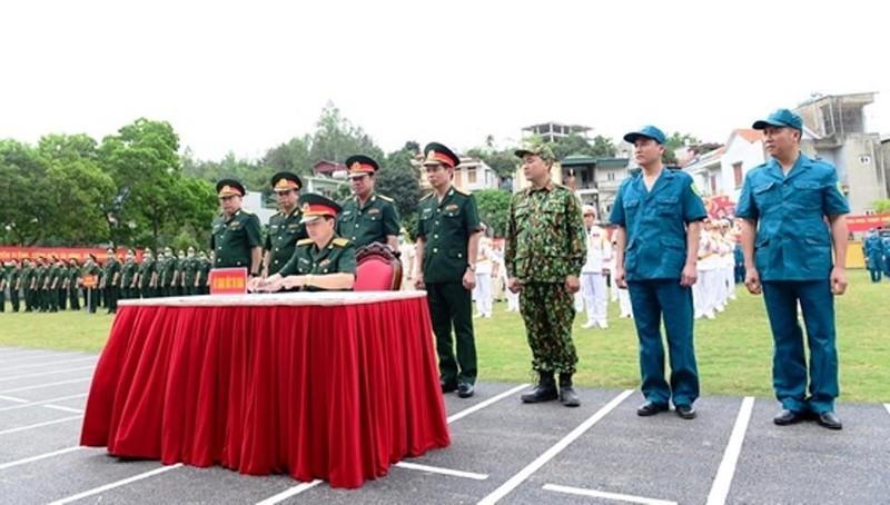 Quân đội sẵn sàng bảo vệ bầu cử