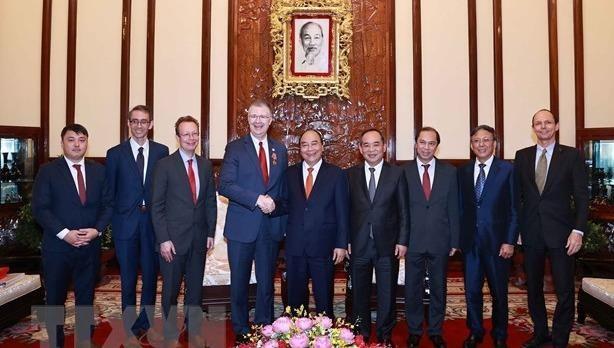 Việt Nam luôn coi Mỹ là một trong những đối tác   quan trọng hàng đầu