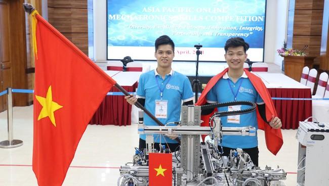 Trên bản đồ kỹ năng nghề thế giới đã in đậm hai chữ Việt Nam!