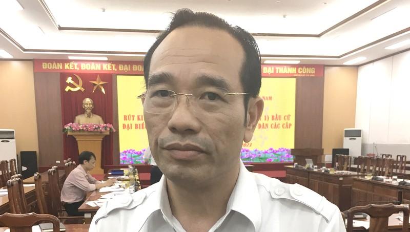 Khiếu nại về các ứng cử viên đại biểu QH và HĐND đều được giải quyết sáng tỏ
