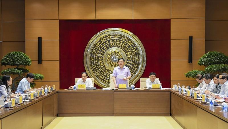 Chủ tịch Quốc hội Vương Đình Huệ: Văn hóa cần tương xứng với kinh tế và các lĩnh vực khác