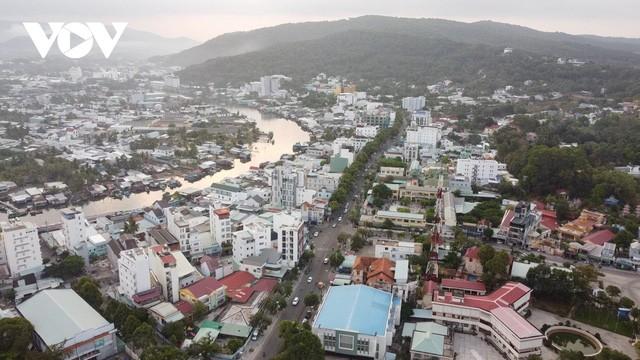 Kiên Giangcông bố điều chỉnh Quy hoạch chung xây dựng Phú Quốc đến năm 2030 - Ảnh 1.