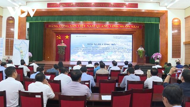 Kiên Giangcông bố điều chỉnh Quy hoạch chung xây dựng Phú Quốc đến năm 2030 - Ảnh 2.