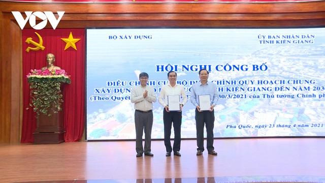 Kiên Giangcông bố điều chỉnh Quy hoạch chung xây dựng Phú Quốc đến năm 2030 - Ảnh 3.