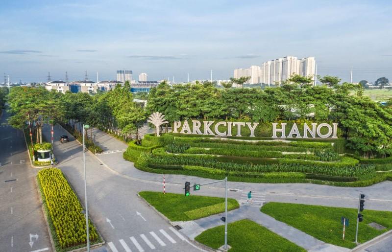 Khu đô thị ParkCity Hà Nội tạo sức hút lớn bất động sản
