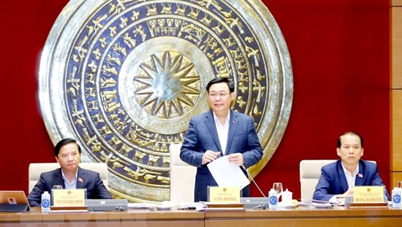 Bảo đảm vai trò  dẫn dắt của Quốc hội trong xây dựng pháp luật