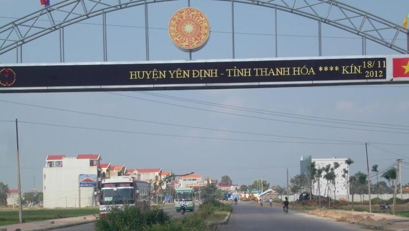 Từ 1/7, có thêm 2 thị trấn được thành lập mới ở Thanh Hóa