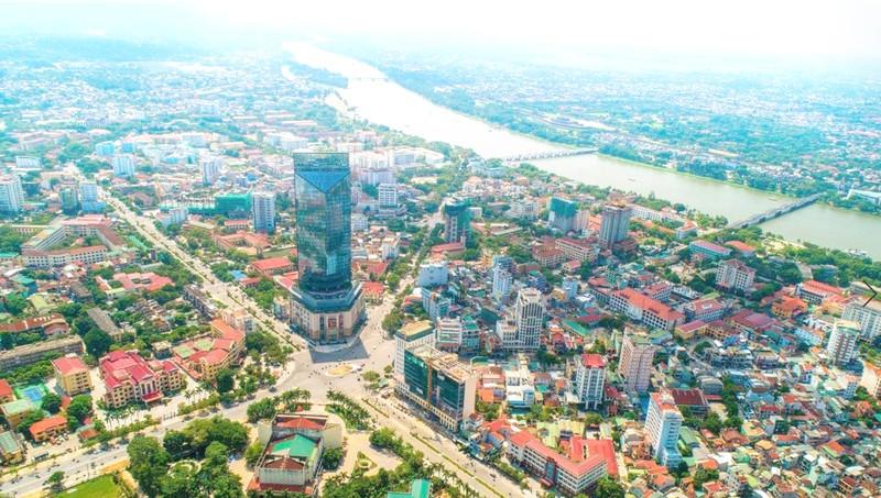 Niềm vui mở rộng thành phố Huế