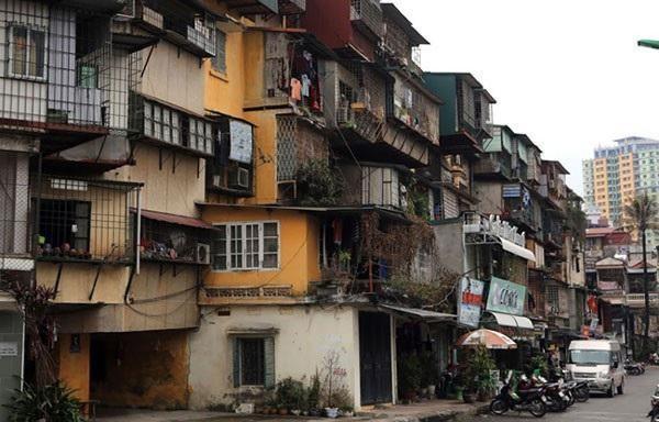 Hà Nội: Khu chung cư cũ Giảng Võ, Thành Công, Ngọc Khánh sắp được cải tạo