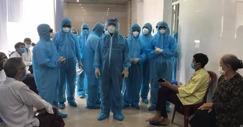 Sáng 4/5:Chính thức có 2 ca mắc COVID-19 trong nước tại Hà Nội và Đà Nẵng