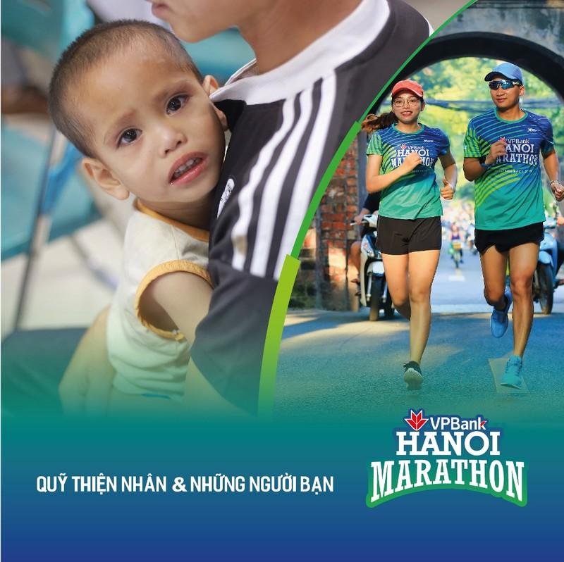 Ý nghĩa nhân văn cao đẹp sẽ giúp VPBank Hanoi Marathon đi xa hơn giá trị của một giải thể thao thuần túy