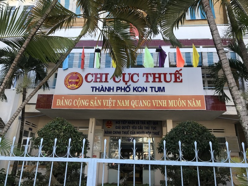 Chi cục Thuế TP Kon Tum cố tình gây khó với người dân?