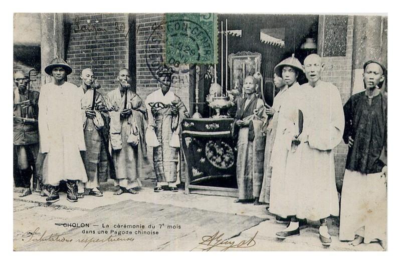 Lịch sử thông thương của người Hoa đến xứ Đàng Trong