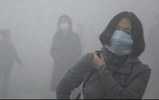 Ô nhiễm không khí gây sảy thai ở phụ nữ