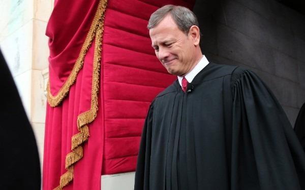 Chánh án Tòa án tối cao Mỹ John Roberts