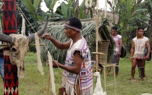Những nghi thức, tập tục lạ kỳ của người Mạ trên dải Trường Sơn