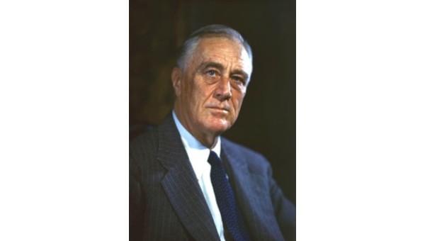 Tổng thông Franklin Delano Roosevelt