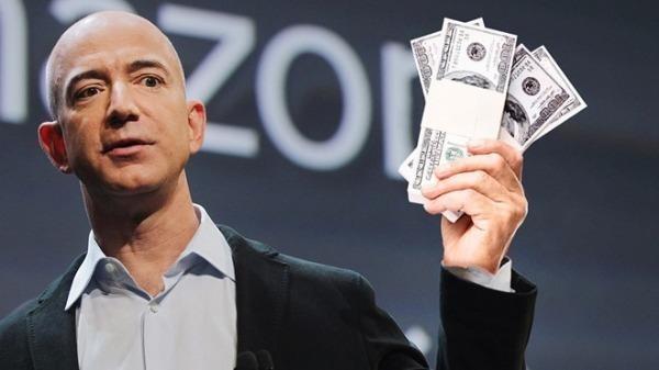 Ông Jeff Bezos quyết định chi 10 tỷ USD để chống biến đổi khí hậu