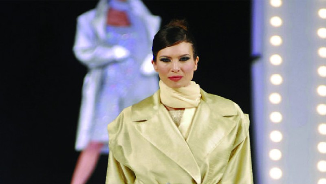 Cựu Hoa hậu Argentina Solange Magnano