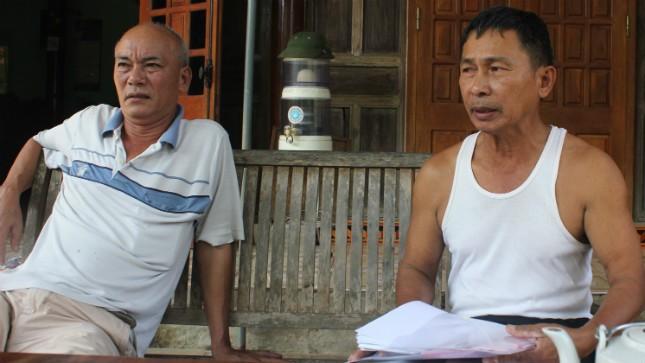 Chính quyền xã Châu Thái nợ tiền dân 6 năm không trả
