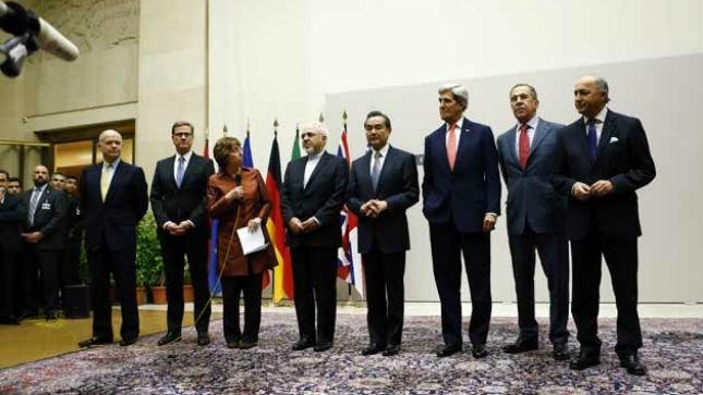 Các cường quốc thế giới và Iran đạt thỏa thuận hạt nhân lịch sử
