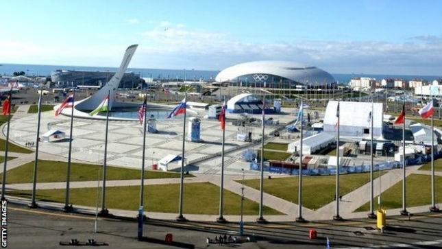 Sân vận động Fishi ở Sochi