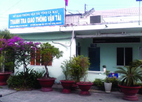 Thanh tra Giao thông vận tải Cà Mau - nơi tinh giản biên chế gây xôn xao dư luận