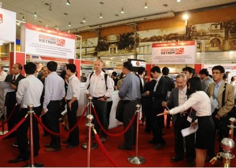 Mining Vietnam 2014 hội tụ những thương hiệu toàn cầu