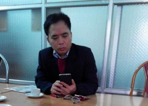 Giám đốc PMU TP Thanh Hóa ông Nguyễn Văn Thành