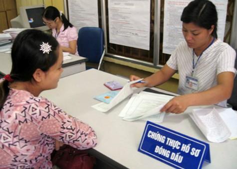 Hà Nội: Kiểm tra tình hình thi hành pháp luật về hộ tịch, chứng thực