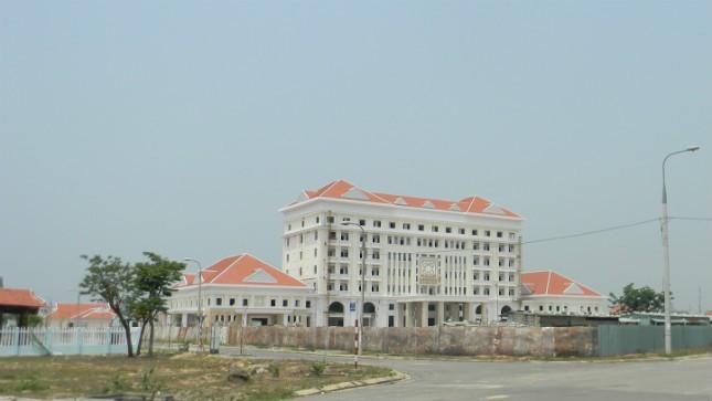 Nhà khách của UBND tỉnh Quảng Nam đang xây dựng