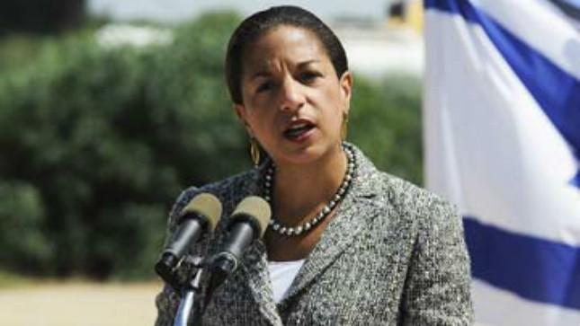 Cố vấn an ninh quốc gia Mỹ Susan Rice. Ảnh: AFP