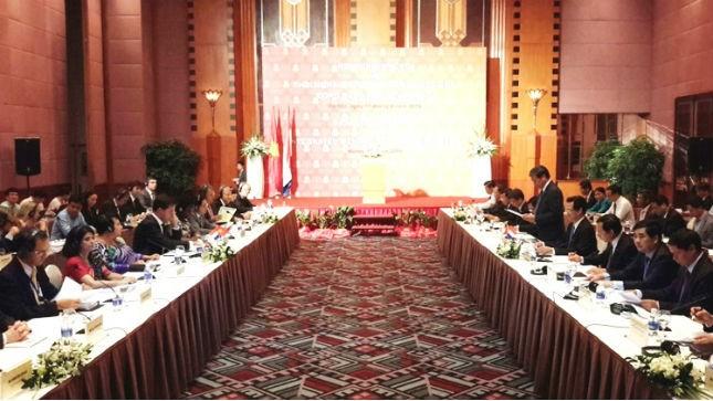 Hội nghị cấp cao về phối hợp hỗ trợ phát triển tổng hợp Đồng bằng sông Cửu Long