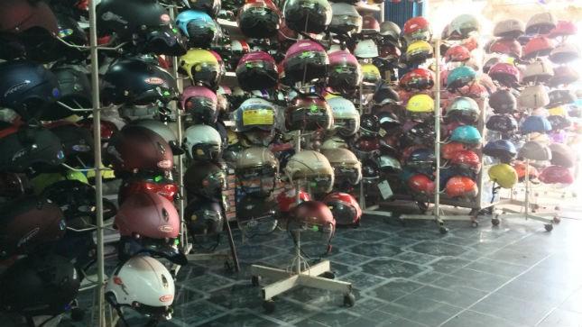 Kiểm soát thị trường mũ bảo hiểm là biện pháp hữu hiệu ngăn ngừa mũ bảo hiểm kém chất lượng lưu thông trên thị trường