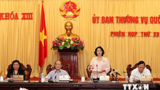 Tiếp tục cải tiến đổi mới các kỳ họp Quốc hội